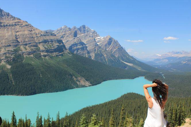 Lake Peyto- Western Canada