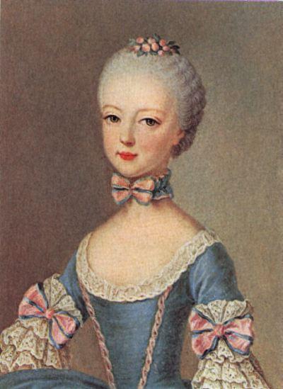 Marie Antoinette | the paris apartment