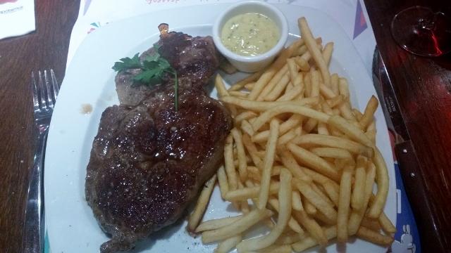 Menu de Fêtes Hippopotamus Restaurant