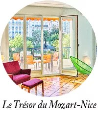 Apartment in Mozart-Nice
