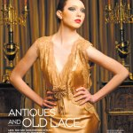 Antiques and old lace