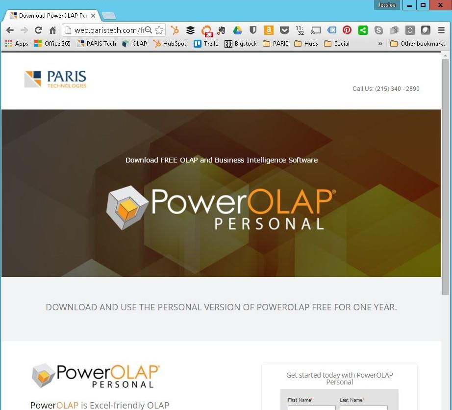 PowerOLAP-Personal