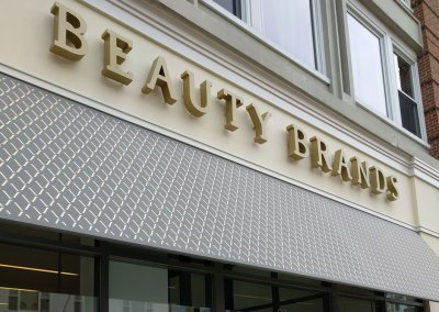 Beauty Brands Storefront