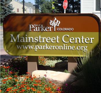 mainstreet center parker co classes