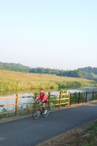 greenway bicycling