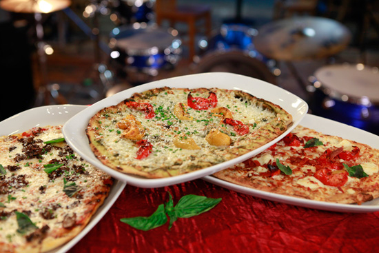 Flatbreads from House of Blues at Downtown Disney District
