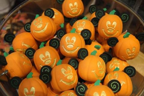 Pumpkin Antenna Topper