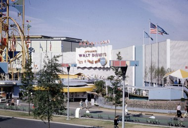 "Pepsi-Cola presents Walt Disney's ""it's a small world"" at the 1964 New York World's Fair from Disney Parks Blog"