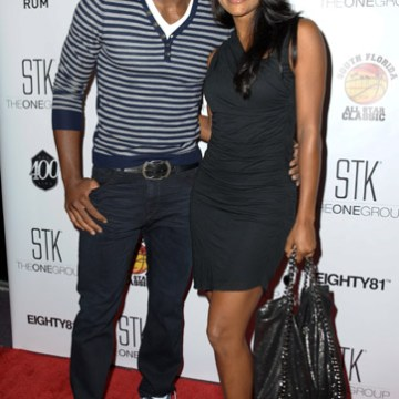 Dwayne Wade & Gabrielle Union attends dinner to kick-off South Florida All Star Classic