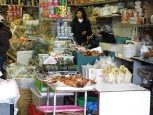 SAPA asian market in Prague