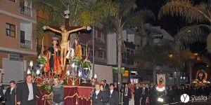 Procesión Jueves Santa Santa Úrsula
