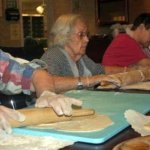 Daring Bakers – Playing with Pizza prior to Surgery