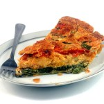 <em>Almost</em> a Rainbow Quiche..OR Pie