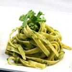 Broccoli – Arugula – Kale Pesto and a Tribute of a Sort