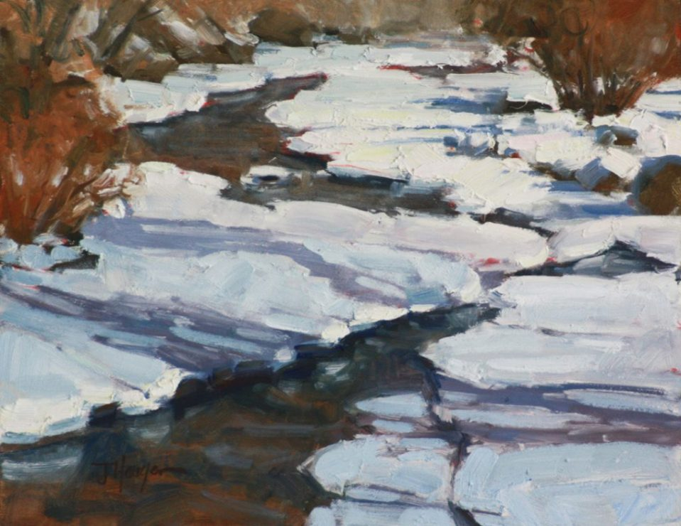 Original Oil- Boulder Creek