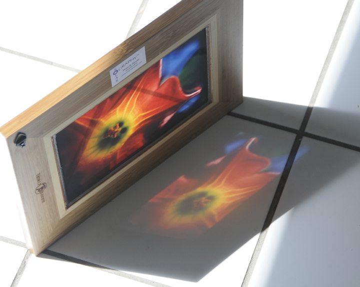 Power Flower Solarography