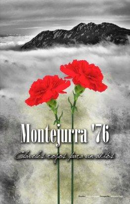 Claveles rojos Montejurra 76