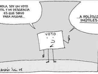 chiste voto util