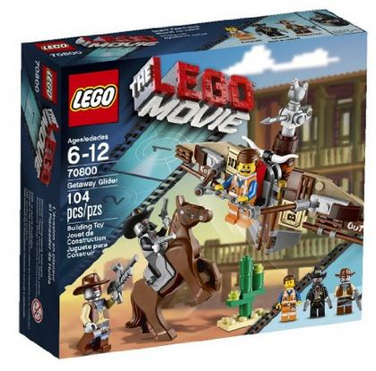 LEGO Movie 70800 Getaway Glider