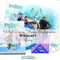 Walmart Disney Frozen Toys Exclusives