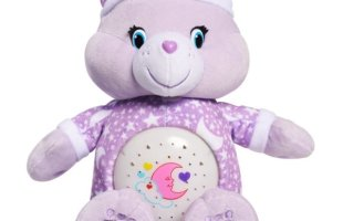 Care Bear Magic Night Light Bear Plush