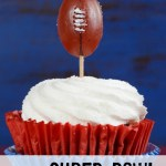 25 Super Bowl desserts - From football shaped desserts and football jersey rice crispies (for real) to the classic cupcakes and chocolate dipped strawberries made to look like footballs (again, for real), there's a lot of sweet game day goodness up in here.