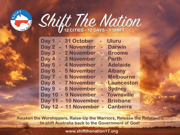 Shift the Nation