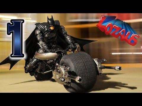 BATMAN-STOP-MOTION-Action-Video-Part-1
