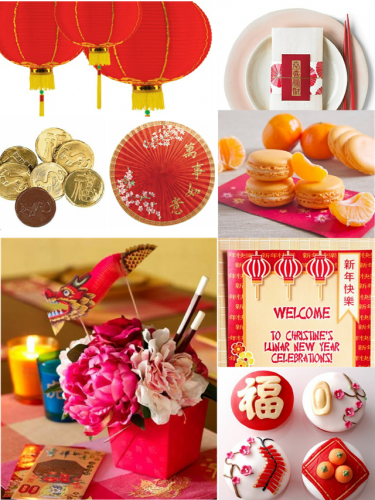 The Lunar New Year falls on Sunday Feb 10 this year. What a colorful ...