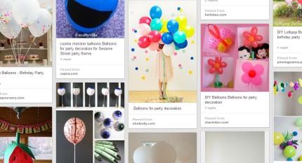 balloonpinterestboard