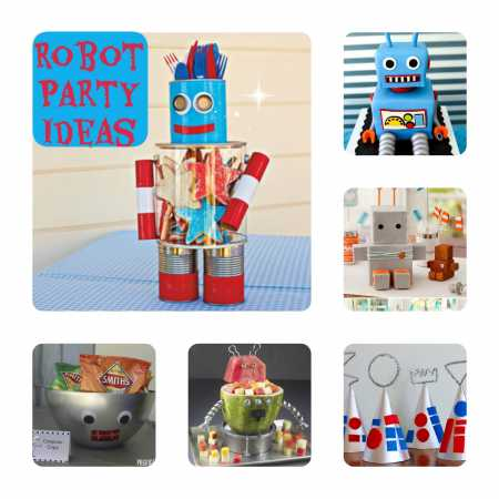 robot-party-ideas