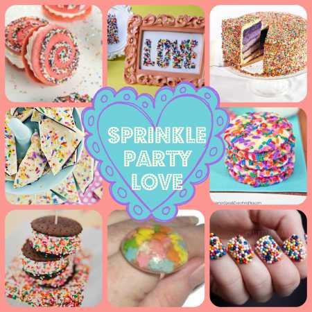 Sprinkle-Party-ideas