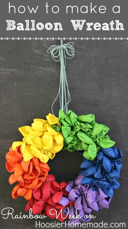 balloon-wreath