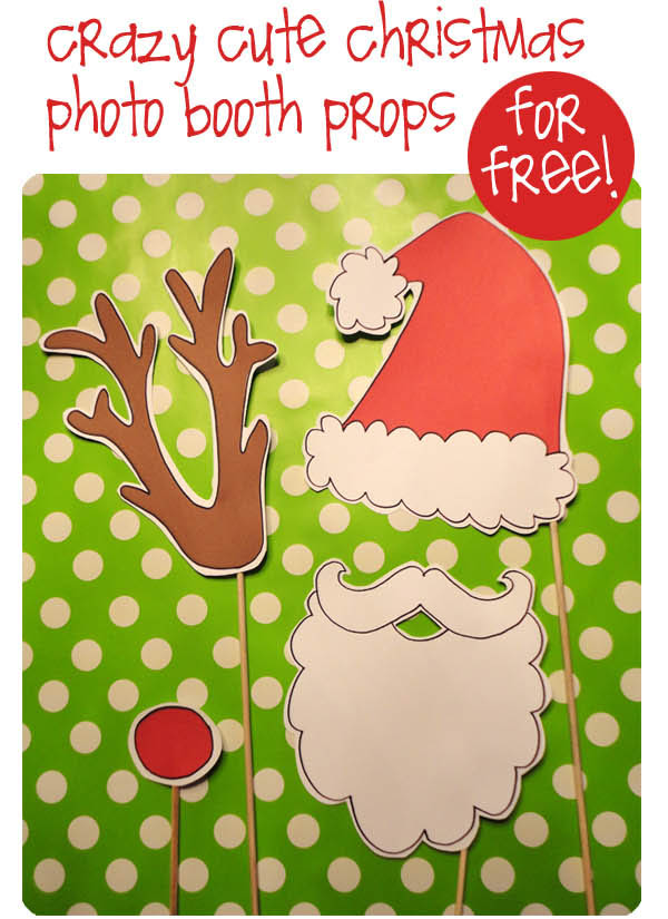 free-christmas-photo-booth-props