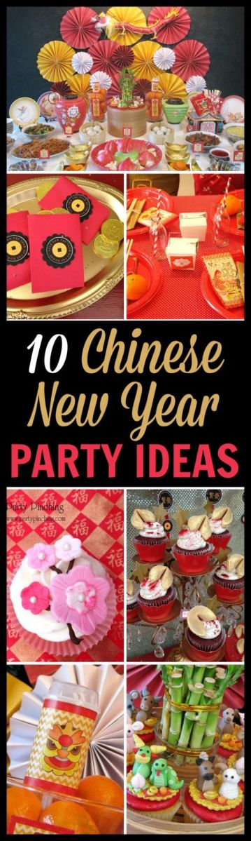 10 chinese new year party ideas party ideas - Chinese new year party ideas ...