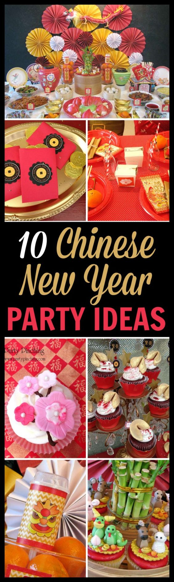 10 Chinese New Year Party Ideas