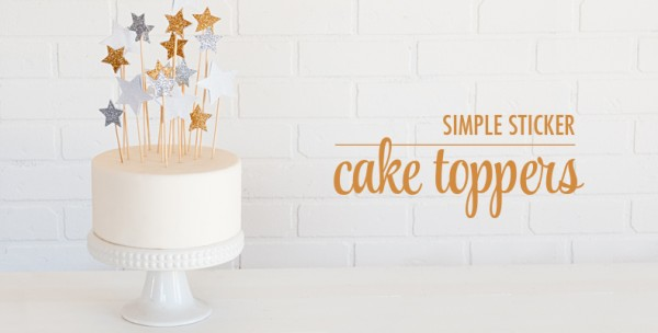Simple-Cake-Toppers