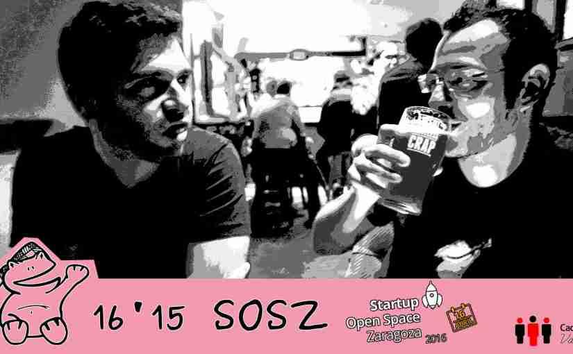 Agendica Abril 2016: Entrevista a SOSZ