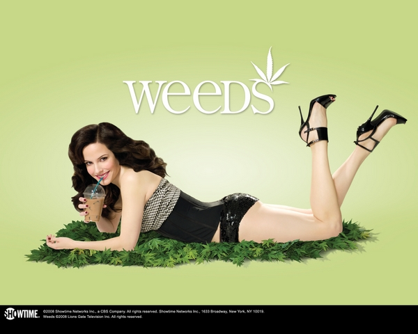 serie weeds