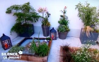 terrasse style jardin japonais