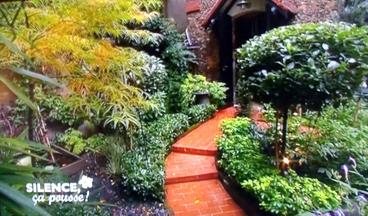 Aménager un petit jardin franco-anglais d'ombre en région ...