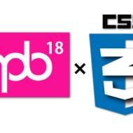 hpb18 × CSS3