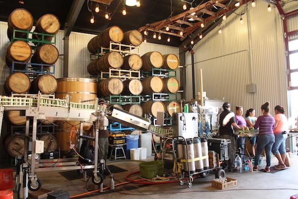 Tin City Cider Company Paso Robles