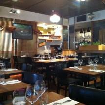 Passagem Gastronômica - Restaurante Rustic Stone - Dublin - Irlanda