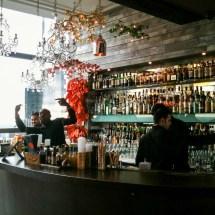 Passagem Gastronômica - Restaurante Sushi Samba - Londres