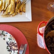Passagem Gastronômica - Receita de Boeuf Bourguignon