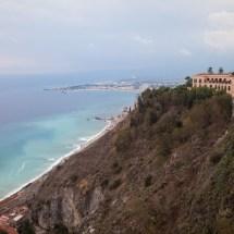 Passagem Gastronômica - Roteiro Taormina - Sicília - Itália