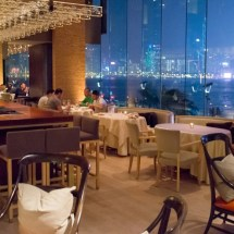 Passagem Gastronômica - Restaurante Spoon - Alain Ducasse - Hong Kong