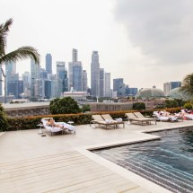 Passagem Gastronômica - Hotel Mandarin Oriental - Singapura