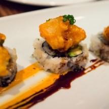Passagem Gastronômica - Restaurante Japonês Dinings - Londres